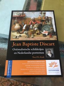 Jean Baptiste Discart Theo Kralt, Oriëntalistische schilderijen en Nederlandse portretten