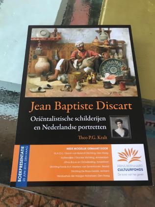 Voorkant boek J.B. Discart