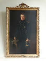Koning Albert van België (1875-1934), Brussel 1909