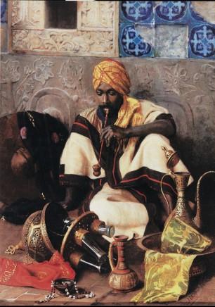 Arabische roker