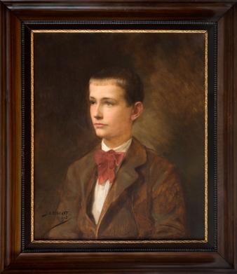 Reinier Pauw van Wieldrecht (1893-1939), 1905
